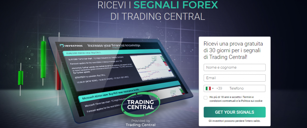 Investous-Trading-Central